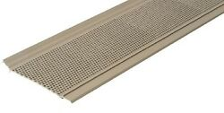 Gutter Guard Pro GG5T-1 12-Foot Gutter Screen System Snap-In Cover Tan