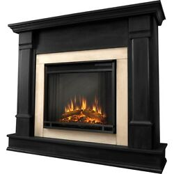 Real Flame - Freestanding Electric Fireplace - Indoor Usage - Heating Capacit...