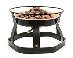 Camco 51210 Small Propane Patio Fire Pit