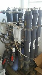 Reverse Osmosis Unit 20 GPM RO Water production w holding tank