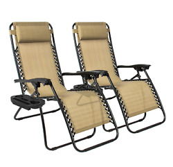 Pool Spectator Chair Poolside Zero Gravity Lawn Lounge Relax Leisure Outdoor