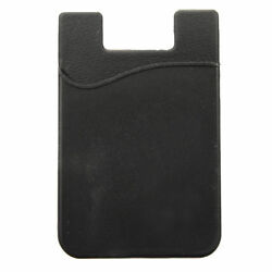 USA PHONE CARD HOLDER ADHESIVE STICKER FOR iPHONE SAMSUNG WALLET ID CARD POUCH