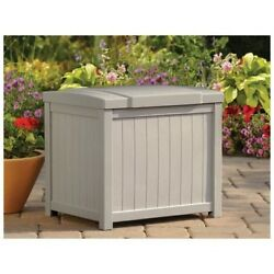 Garden Storage Box Plastic Container Furniture Store Cushions Outdoor For Patio