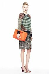 NWT JCREW Collection Cashmere Tile sweater in Moss Top Sz. Small  $498+tax