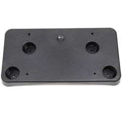 OEM NEW Front License Plate Holder Bracket Mount 15-19 Cadillac ATS 22933880 $30.53