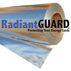 RadiantGUARD Radiant Barrier Ultima FOIL Insulation 1000 sq ft roll - INDUSTRIAL $159.00
