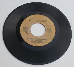 Northern Soul ? 45 Brotherhood Record Keith Dobbs Girl I Want To Provide For You