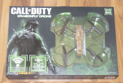 Call Of Duty Modern Warfare DRAGONFLY QUADCOPTER Camera Drone Toy NEW SEALED $31.98