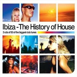 Ibiza:the History Of House by Various Artists CD May 2003 MSI 3 Disc Set $8.99
