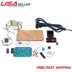 Continuously Adjustable AC to DC Regulated Power Supply DIY Kit LM317 1.25V-12V $14.24