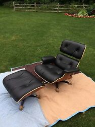 Herman Miller Eames Lounge Chair And Ottoman Authentic Item Brand New