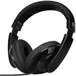 RockPapa Stereo Over Ear Adults Kids Headphones for iPhone PC Kindle Fire Black $19.99