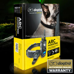 Dogtra ARC HANDSFREE 3 4 Mile Remote Dog Training Controller CE Certification $239.95