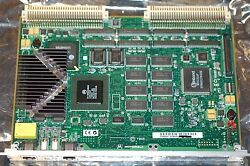 Motorola MVME2433 VME CPU for GE Lightspeed CT RIP 2339284 tested with warranty