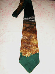 NWOT-Men's Tie-Field&Stream