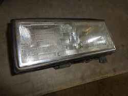 Passenger Headlight Cadillac Sedan Deville 91 92 93