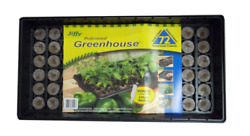 Professional Greenhouse with Plant Labels Starter Kit Seedlings Grow Herb