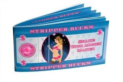 54883 24 PACK OF STRIPPER BUCKS SHAKE YOUR MONEY MAKER NOVELTY ADULTS ONLY AU $7.99