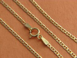 Solid 10k yellow gold Box Cable Wheat Chain necklace 16 inch 18 inch 20 inch $66.55
