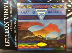 Hawkwind Out & Intake LP Album Vinyl Record SHARP040 A1B1 Rock 80's