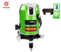 Green Laser Level 5 Line 360 Rotary Laser green line self leveling with receiver $240.00