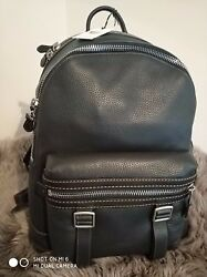 COACH: Flag Backpack in Pebble  Leather #57408