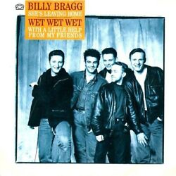Billy Bragg - With A Little Help From My Friends  She's Leaving Home (Vinyl)