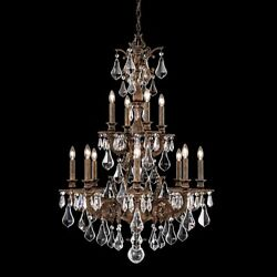 Schonbek Chandelier 6963 86 O Delivery And Installation For Southern California $2700.00