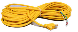 Fit All Commercial Cord 50#x27; 18 3 Yellow Heavy Duty Part 14 5323 44