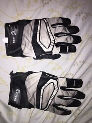 cutters football gloves large $14.99