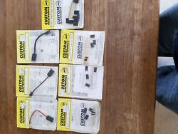 Custom Electronics Vintage RC Parts7 Assorted NEW IN PACKAGE $20.00