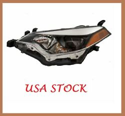 For 2014-2016 Toyota Corolla Headlight Built in LED Driver Side LH