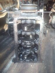NISSAN DATSUN SD25 BARE ENGINE BLOCK. AUTO REBUILT PART