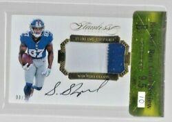2016 Flawless Sterling Shepard 2Clr Auto Rc #to 25 BGS 9.5 10 Auto Gem Mint NYG $149.95
