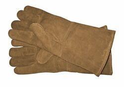 2 PAK Panacea 15331 Fireplace Hearth Gloves Powder Coated for added durability