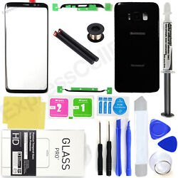 Front Screen Lens Back Glass Replacement Repair Kit for Samsung Galaxy S8 S8 $32.83
