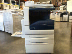 Xerox WorkCentre 7545 Tabloid Color Copier Printer Scanner MFP 150K 7535 7556