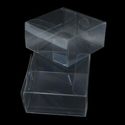Plastic Clear PVC Package Candy Boxes DIY Transparent Wedding Party Gift Storage