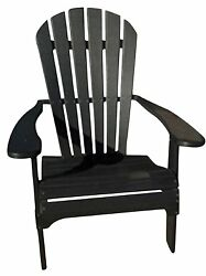 Phat Tommy Recycled Poly Resin Folding Adirondack Chair – Durable and This is