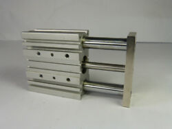 SMC MGPM25-50Z Compact Guide Cylinder  USED $109.99