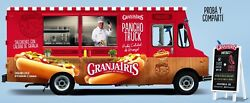 Food Truck Full Wrap Graphic Design Premium Vinyl 7 Yrs Best Price on Internet!!