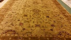 A PALACE SIZE MODERN  INDIAN RUG