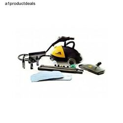 Portable Carpet Steam Cleaner McCulloch Heavy Duty Indoor Outdoor Strain Remover
