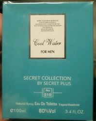 Secret Collections Version of Cool Water $3.49