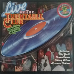 Various - Live At The Turntable Club Kingston Jamaica (Vinyl)