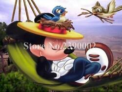 5D Diamond Painting Mickey Mouse Hammock Nap Kit