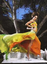 Roberto Cavalli RunwayEditorial Dress SpringSummer 2006 Size 40IT