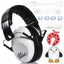 Baby Childern Ear Muffs - Hearing ProtectionCover with Free Safety Kit     Z1