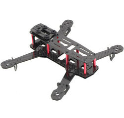 Carbon Fiber 250mm Mini FPV Quadcopter Frame Kit 4 Axis Mulitcopter 250 RC HOT $17.08