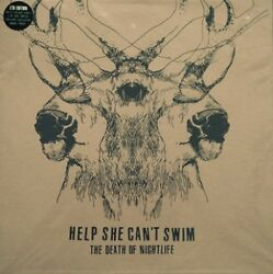 Help She Can't Swim - The Death Of Nightlife (Vinyl)